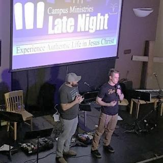 Late Night Campus Ministry