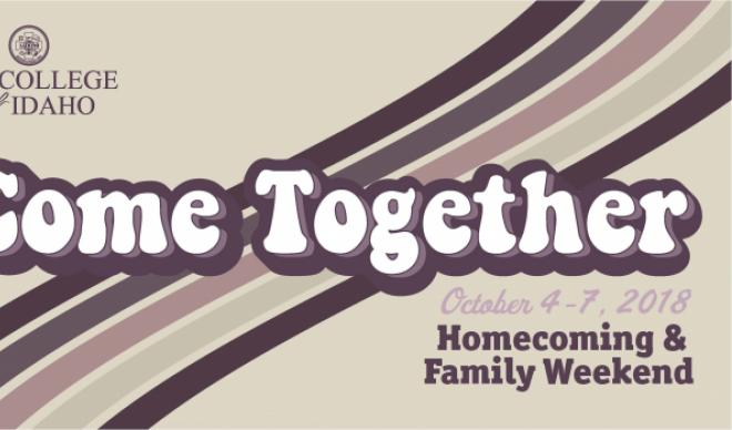 """Come Together"" logo"