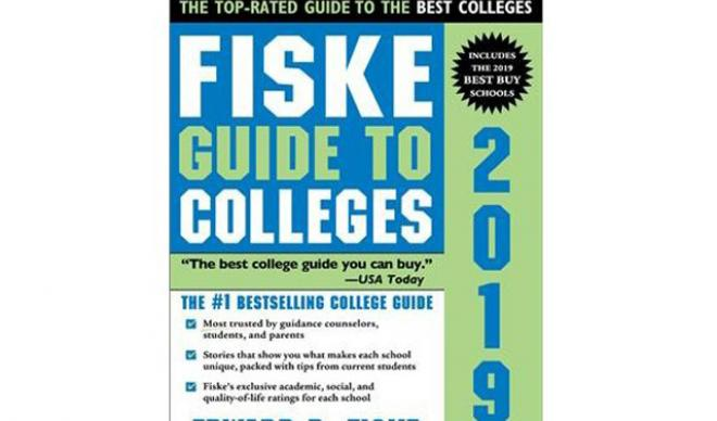 Fiske 2019 Guide to Colleges