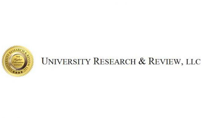University Research and Review Logo