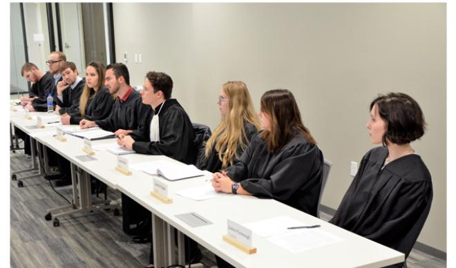 Mock Court Image