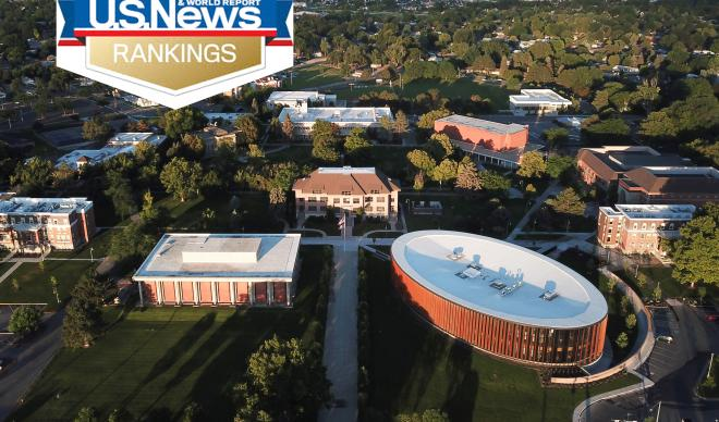 College of Idaho earns top 120 spot in U.S. News & World Report Best College Rankings; Ranks No ...