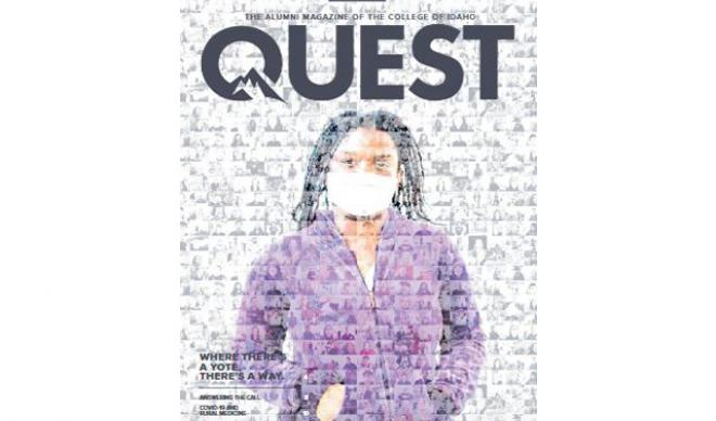 Quest Cover Summer 2020