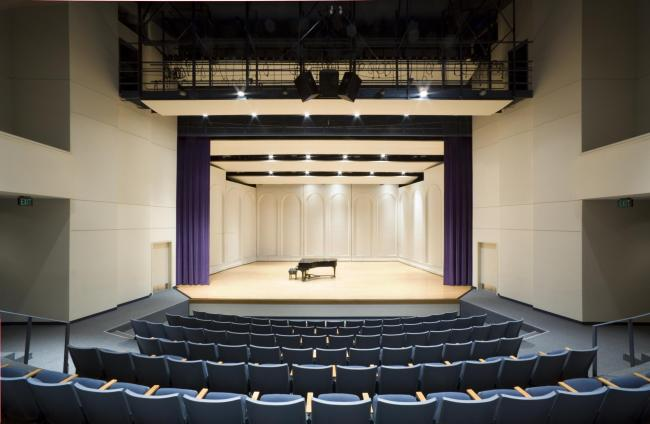 Langroise Recital Hall