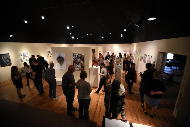 Rosenthal Gallery | The College of Idaho