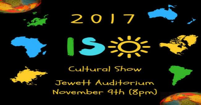 ISO Cultural Show